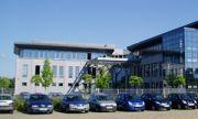 WIDEX WYSOKA kolo Wrocďż˝awia budynek produkcyjny